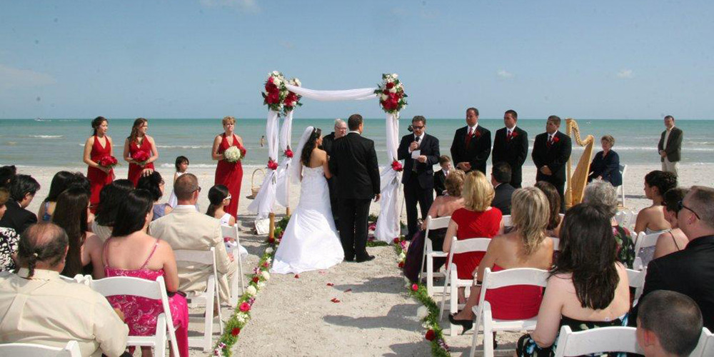 Sand Ceremony And Florida Personalized Wedding Ceremonies