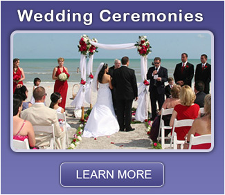Florida Beach Wedding Ceremonies
