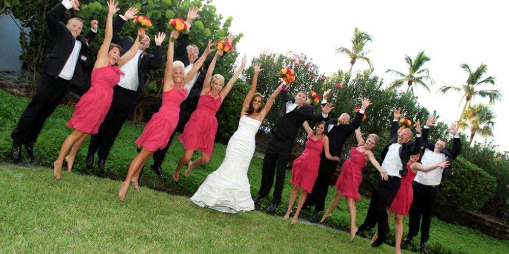 Florida Wedding Party