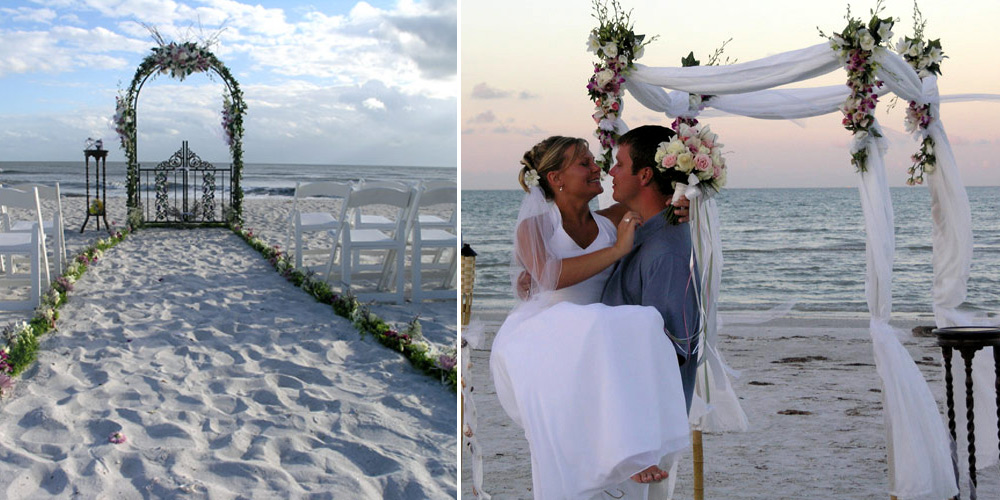 Your Beach Wedding Ceremony: Florida Destination Wedding Marriage License Information