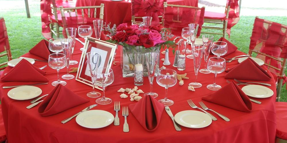 Florida Wedding Outdoor Reception