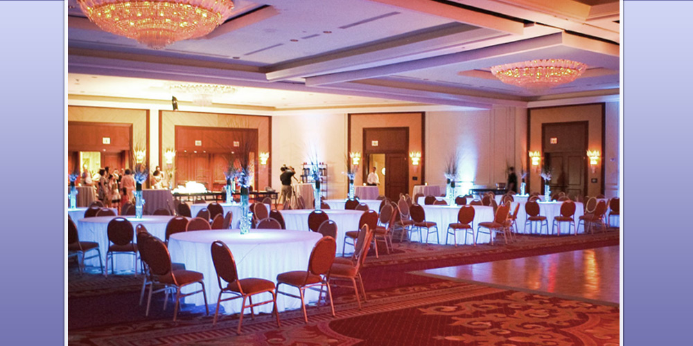 Hotel Venue for Wedding Reception
