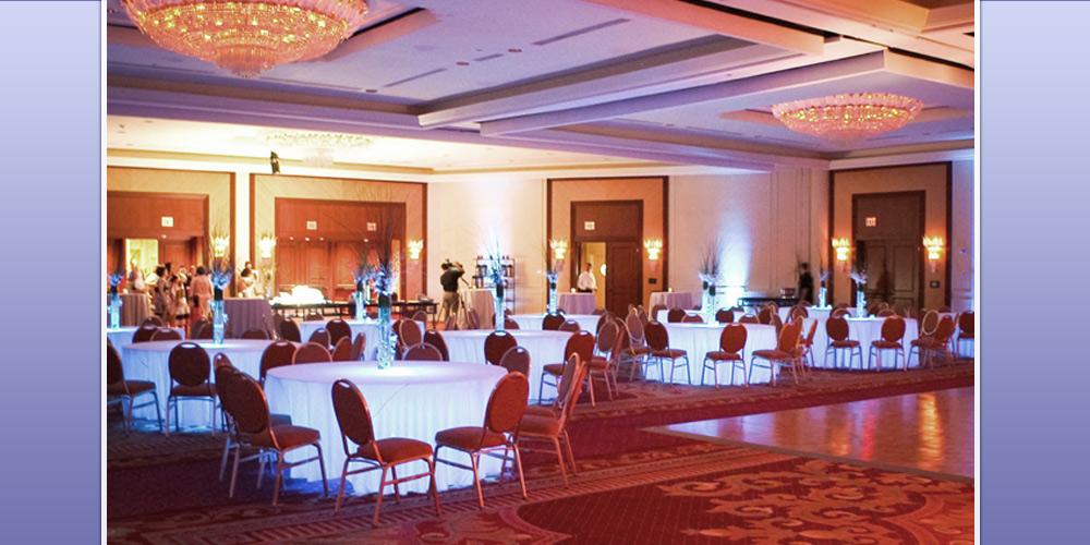 Hotel Venue for Wedding Reception